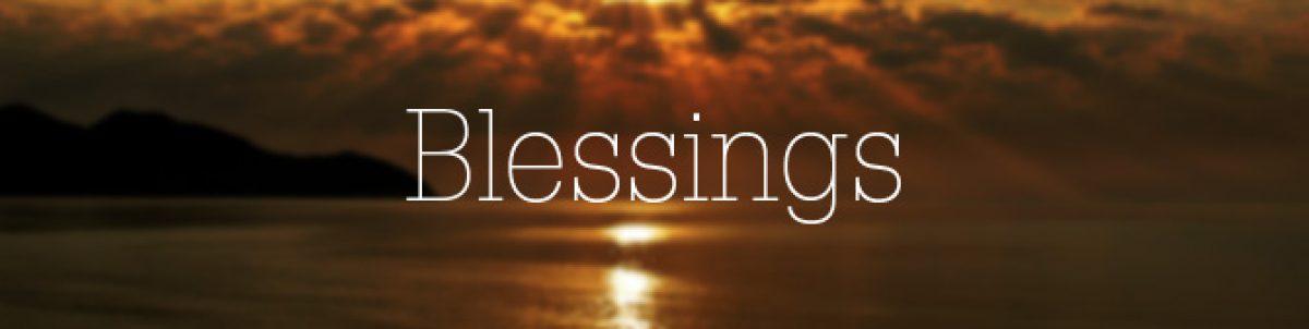 Blessings in between